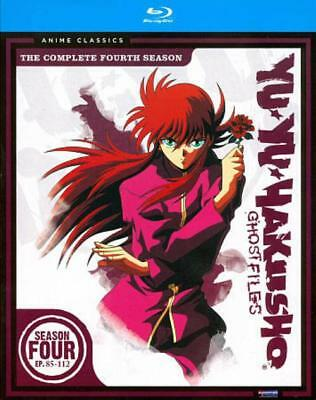 YU YU HAKUSHO - SEASON 4 NEW BLU-RAY