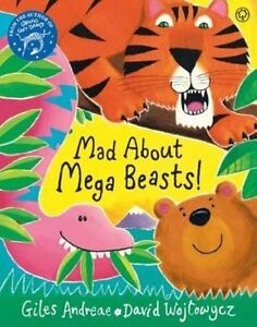 Mad About Mega Beasts!-ExLibrary