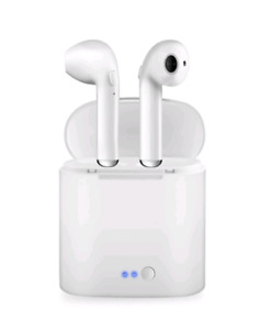 Wireless Bluetooth Earbuds i7s (like Apple Airpods)all phones