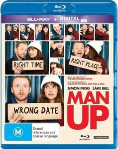 Man Up  - BLU-RAY - NEW Region B
