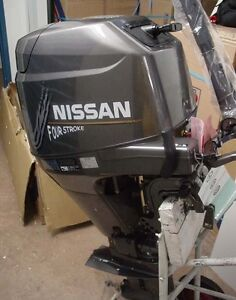 2002 Nissan NSF 25hp Short Shaft 4 stroke