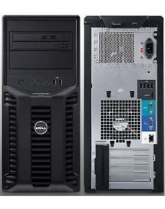 SERVEUR Dell PowerEdge T110 II - tower - Xeon E3-1220 3.1 GHz