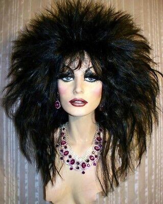 Drag Queen Wig Big New