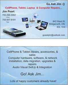 iPhone, iPad, iPod Repairs - SameDay & WhileYouWait