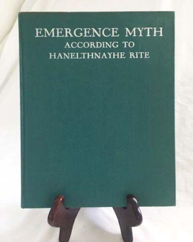 Navajo Emergence Myth by Berard Haile—Rare 1949 Hardback/Dust Jacket