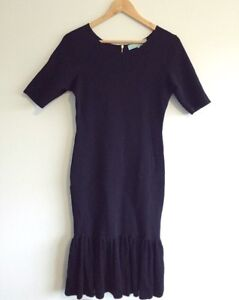 NEW Sambag Penelope Milano black knit dress Sz Small 10 Brisbane City Brisbane North West Preview