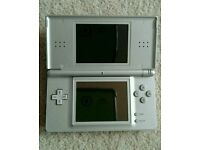 Nintendo DS Lire Silver