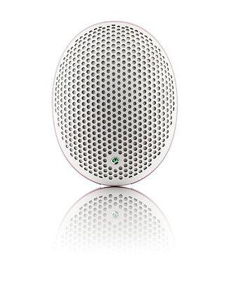 Sony Ericsson WHITE MS500 Wireless Waterproof Bluetooth Speaker Mini Portable