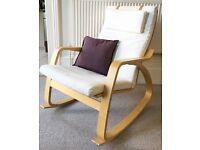 Poang Armchair Ikea