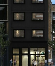 OLD STREET Office Space To Let - EC1V Flexible Terms | 2-50 People