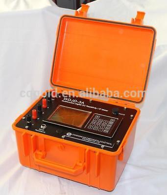 Wdjd-3a Multi-function Dc Resistivity Ip Instrument