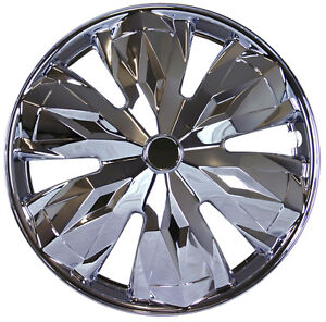 Premium Chrome Wheel Covers 14