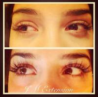 Eyelashes Extension-Extension de Cils