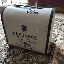 Chelsea Storage box / Designer Storage box
