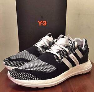 y3 pure boost zg knit size 11