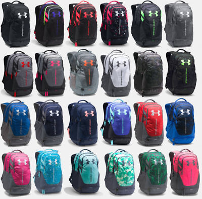 8faf092f49 New With Tags Under Armour Hustle UA Storm 3.0 Backpack Laptop School Bag