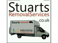 Stuart's Removals Service