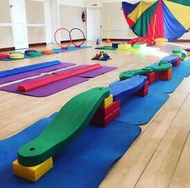 Commercial Toddler/Preschool Activity Equipment
