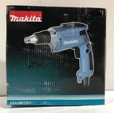 Makita 6 Amp 6000 Rpm 14 Drywall Screw Gun Fs6200tp