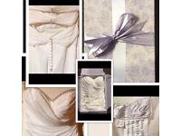 Size 12 wedding dress bundle