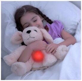 Sleep Tight All Night - Puppy Soft Toy