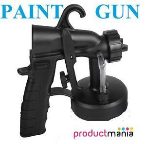 paint zoom bullet zoom yc zoom paint sprayer replacement spray gun. Black Bedroom Furniture Sets. Home Design Ideas