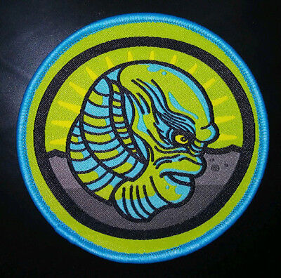 PATCH - The Creature from the Black Lagoon (Woven) - HORROR, Universal Monster