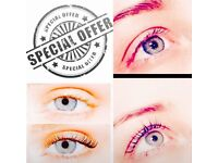 LVL Lashes Special Offer £25