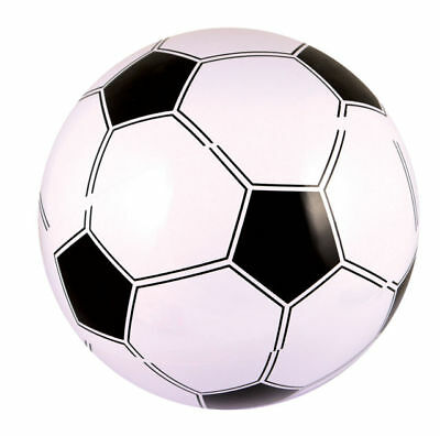 Inflatable Football - 36cm - Blow Up Toy Loot/Party Bag Soccer Game Party Pool