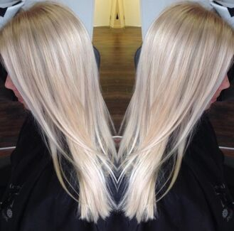 $130 full head Foil & Balayage Packages