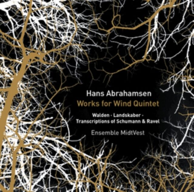Abrahamsen:Wind Quintet [Ensemble MidtVest] [Dacapo: 8226090], 0636943609026