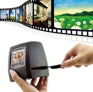 Diginow 5/10 megapixel negative film scanner