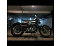 Harley Davidson Sportster 883 1200 big bore chop