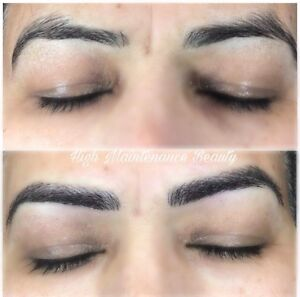 Microblading Teeth whitening Tooth gems