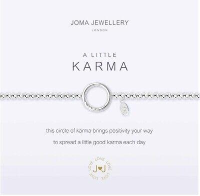 Joma Jewellery A little Karma Bracelet