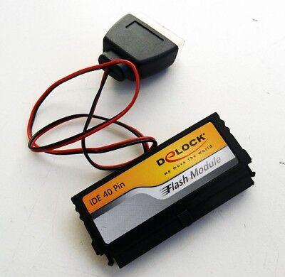 Modul Ide 40-pin (DeLock IDE 40pin 4GB 54146 Flash Module -used-)
