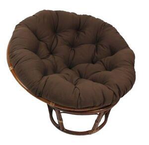 pampasan chair. Saucer Chair Cushion Papasan Chairs Saucers Comfortable Cushions Kids Dogs Men Pampasan