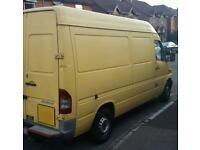 2004 Mercedes sprinter..no vat.