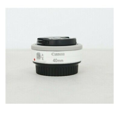 Canon EF 40mm f/2.8 STM Lens White Bulk, NO BOX