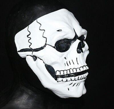 mit Beweglicher Mund Maskerade Spectre Maskenkostüm 007 (Maskerade Schädel Maske)