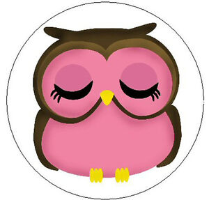 Cute Pink Owl | Car Interior Design