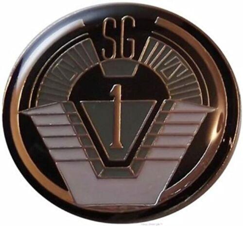 Stargate SG-1 Shoulder Logo Enamel Pin - New