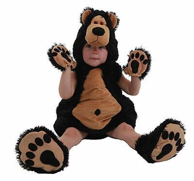 Bruce the Bear Teddy Bär Baby Kinder Fasching Halloween Karneval Kostüm - Teddy Baby Kostüm