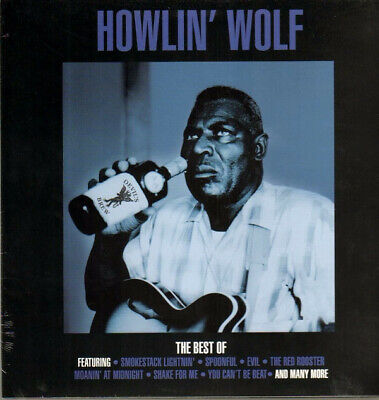 Howlin' Wolf BEST OF 16 Essential Blues Songs 140g COLLECTION New Vinyl