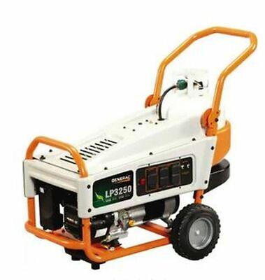 Generac 6000 Lp 3250 Portable Propane Generator