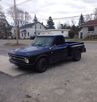 1967 Chevy pickup step side