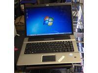 HP Laptop Wi-Fi Dvd-RW 3gb Ram