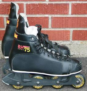 3 Pairs of Roller Blades Hockey Skate Style Size 10