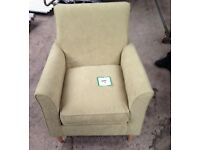 Brand new arm chair and foot stool FREE DELIVERY