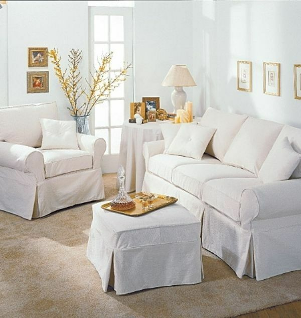 Top 5 sofa slipcover patterns ebay for Patron pour housse de chaise